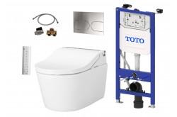 TOTO WASHLET RW Auto flush version  TCF802C2G CW542EY