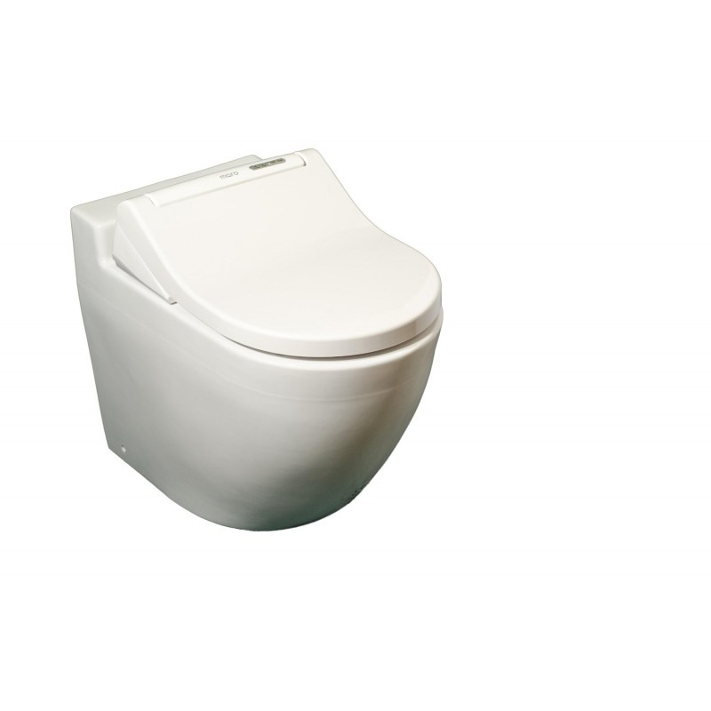 Maro D\'Italia DI500 - Heated toilet seat with night light Tooaleta