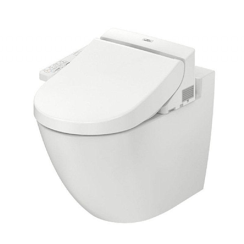 Superb Toto Combination Washlet Ek 2 0 With Side Connections Pabps2019 Chair Design Images Pabps2019Com