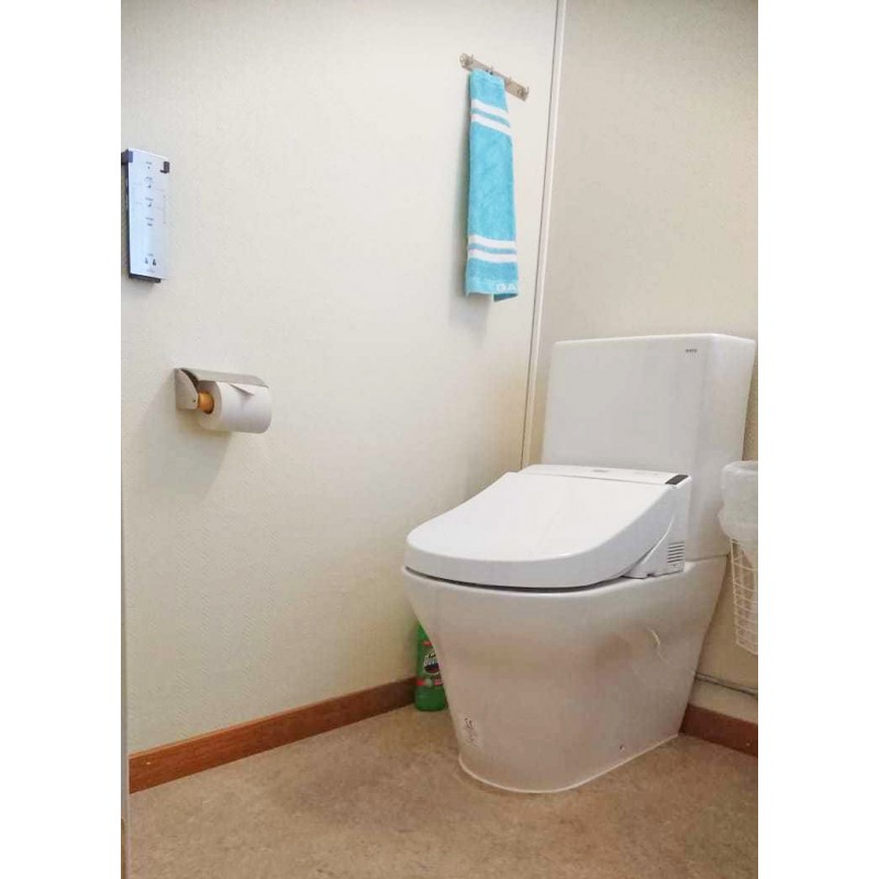 TOTO Combination WASHLET GL 2 0 (with side connections) +