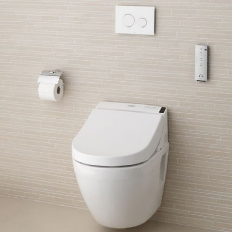 Washlet Gl 2 0 Side Connections Toto Nc Cw762y