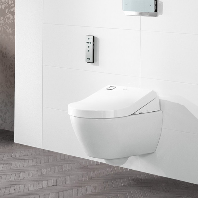 Wc Villeroy. Trendy Villeroy And Boch Washdown Wc Vita X With Wc ...